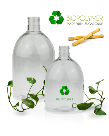 Stock Biopolymer Bottles