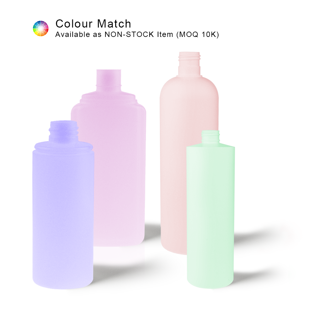 PET Bottle Colour Match