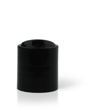 black-disc-cap-open