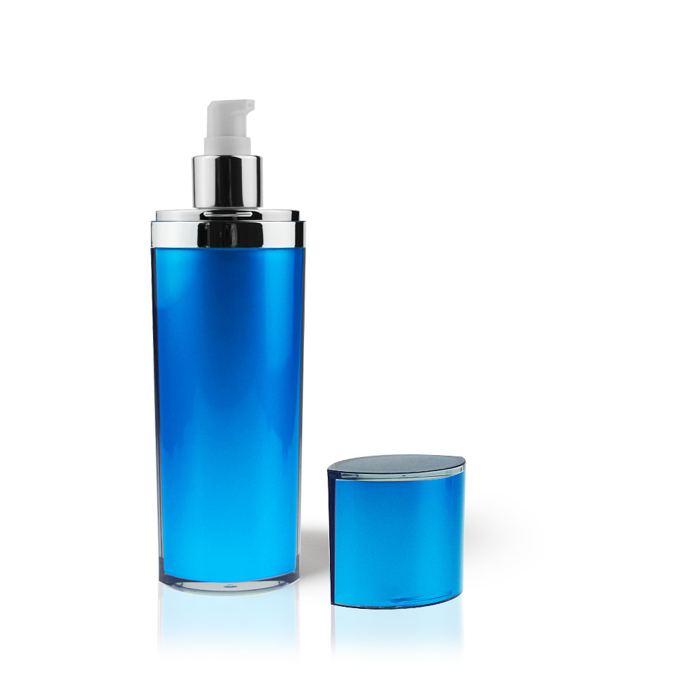 Acrylic Lotion Dispensing Bottles Cosmetic Packaging