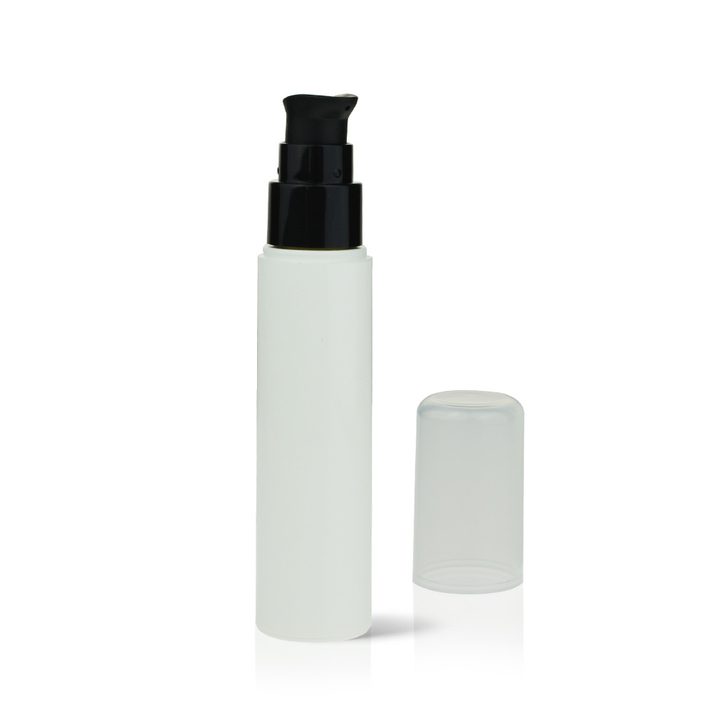 Tall Airless Container For Hair Products Beauty And Salon