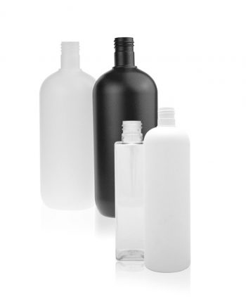 HDPE, PET, PVC & BIO Plastic Bottle's