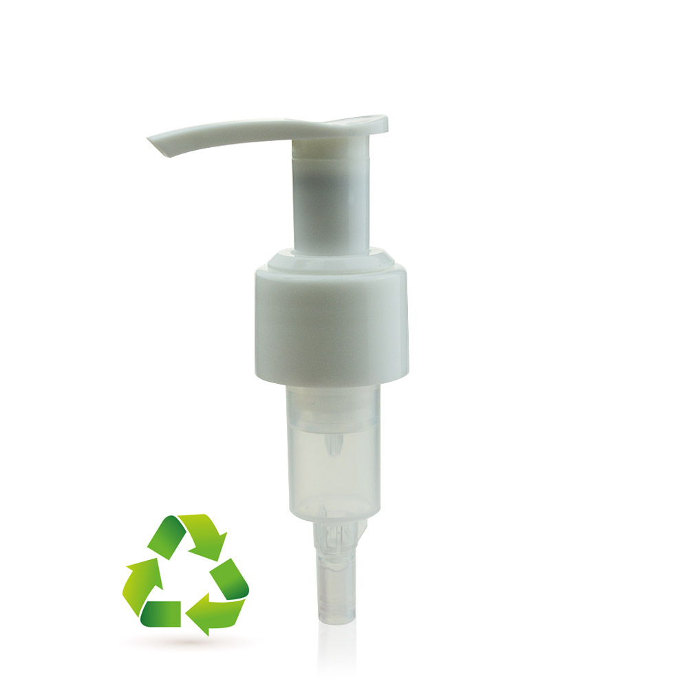 Recyclable Packaging Bottle Pumps Design For Bottled