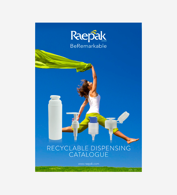 Recyclable Dispensing Catalogue
