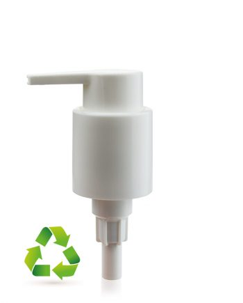 twist-lock-recyclable-lotion-pump