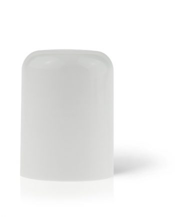 Tall Radiused Cap - 24/415 White