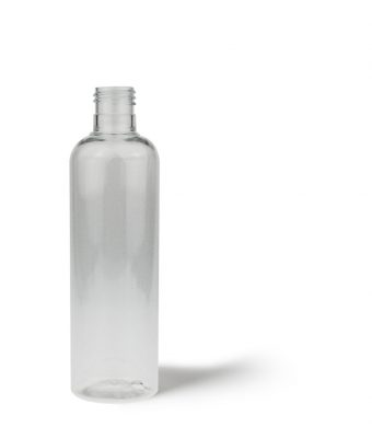 Tall Boston Round Bottle 200ml