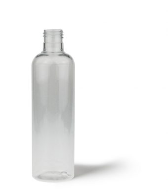 Tall Boston Round Bottle 250ml