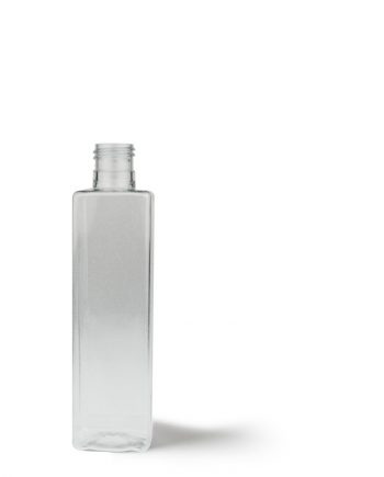 Tall Square Bottle 100ml